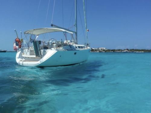 Barca a vela in escursione da Santa Teresa di Gallura